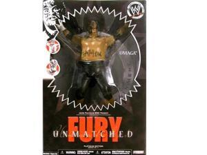 WWE Unmatched Fury: Umaga Action Figure