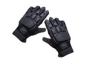 Sup Grip Armor Paintball Gloves (Full Finger - Black)