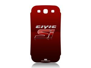 Honda Civic Si Red Vinyl Skin for Samsung Galaxy S3