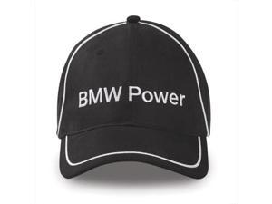 BMW Power Black Baseball Cap 7e59efe271a6