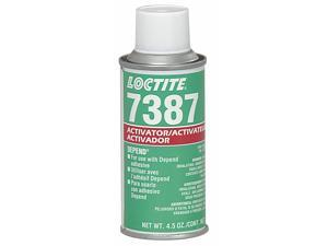 Activator, For Use on Adhesive Type : Acrylic Adhesives, Aerosol Can, 4.50 oz.