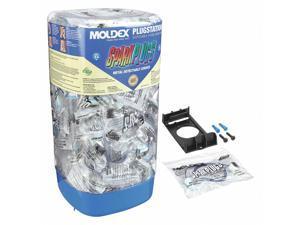 Moldex Ear Plugs w/Dispnsr, Corded, 33dB, MD, PK150  6881