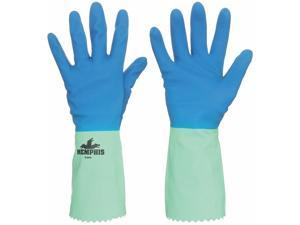 Mcr Safety Chemical Resistant Gloves Blue   5340XL