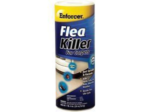 Enforcer 20 Oz. Ready To Use Powder Tick & Flea Killer For Carpets EFKOB203