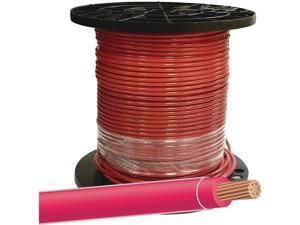 Southwire 22966658 THHN Wire-500' 12STR RED THHN WIRE