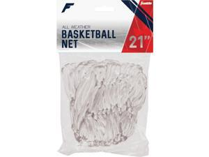 Franklin Hourglass White All Weather Basketball Net 1640