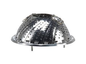 Norpro 5.5 In. to 9.25 In. Stainless Steel Steamer Basket 176C