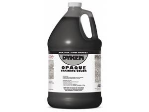 DYKEM 81724 Opaque Staining Color,Gallon,Black