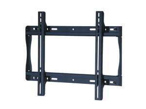 "Peerless Flat TV Wall Mount For Use With 32 to 50"" Screens Black Matte  SF640"
