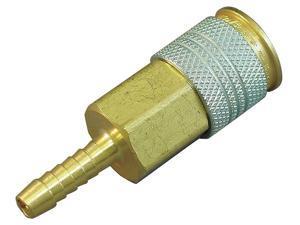 Eaton Hansen Brass Universal Quick Coupler Body Zinc Plated   B23AS25H