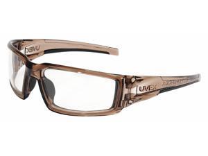 Honeywell International, Inc Hypershock Safety Eyewear Sport-Inspired Brown