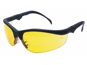 Reading Glasses, +2.0, Amber, Polycarbonate