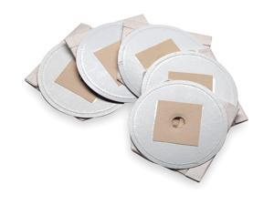 Metrovac DV-5PBRP Disposable Vacuum Bags, Package of 5