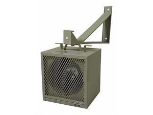 TPI CORP. HF5848TC 4.8kW Electric Utility Heater, 1-Phase, 240/208V