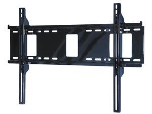 "Peerless Flat TV Wall Mount For Use With 39 to 80"" Screens Black PF660"