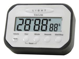 """TAYLOR 5863 LCD Timer 1/2"""", Water Resistant"""