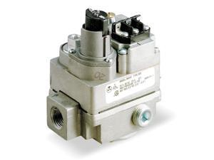WHITE-RODGERS 36C03-333 Gas Valve, NG/LP, Standing Pilot, 24VAC, 2.5 to 5.0 in
