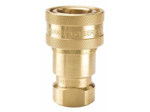 Hydraulic Coupler, 1/4 In