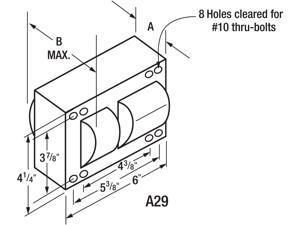 PHILIPS ADVANCE 71A6572-001 PHILIPS ADVANCE 1000 W, 1 Lamp HID Ballast Kit