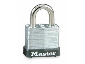 "Keyed Padlock,Different,1-1/8""W MASTER LOCK 105D"