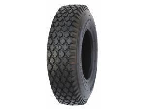 Hi-run Power Equipment Tire,  4.10/3.50-4, , 2 Ply 4.10/3.50-4  Rubber  WD1048