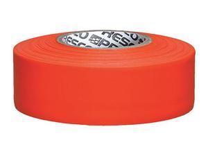 PRESCO PRODUCTS CO AROG-200 Arctic Flagging Tape,Orange Glo,150 ft
