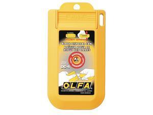 OLFA DC-4 Blade Disposal Case,Reusable