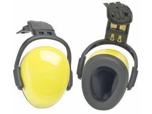 Msa Ear Muffs, Hard Hat Mounted, 28dBA, PR   10087422