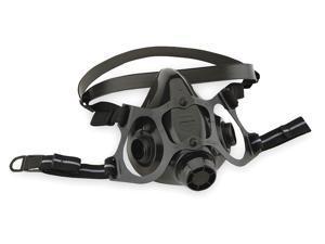Honeywell North Half Mask Respirator Black  770030L