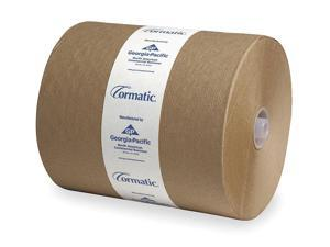Georgia-pacific Cormatic® 700 ft. Hardwound Paper Towel Roll, Brown, 6PK 2910P