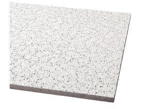"48""Lx24""W Acoustical Ceiling Tile Cortega, Mineral Fiber, PK12 ARMSTRONG 769A"