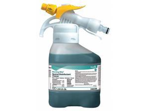 Diversey Disinfectant Cleaner For Use With RTD Chemical Dispenser, 2 PK 5283003