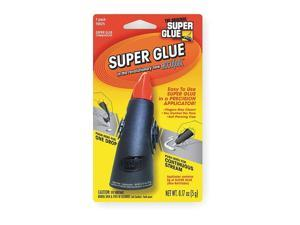 Super Glue Instant Adhesive 5g Clear   For Well-Ventilated Area 19025