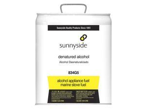 SUNNYSIDE 834G5 Denatured Alcohol,5 gal.,Solvent