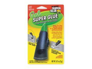 Super Glue Instant Adhesive 5g Clear   For Well-Ventilated Area 19026