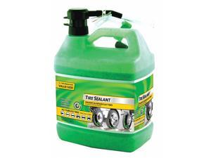 Slime 1 gal. Tire Sealant, Jug with Pump Container Type 1 gal. Fiber Base 10163