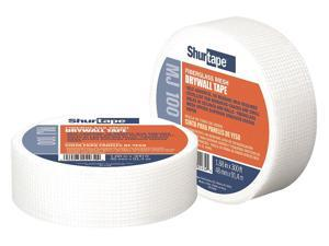 Industrial Seaming Tape, 48mm X 92m, 9.00 mil Thick, White Coated Cloth, 1 EA