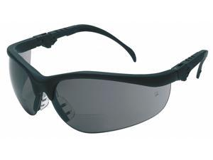 Reading Glasses, +2.5, Gray, Polycarbonate