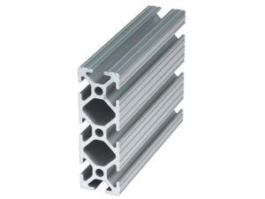 """80/20 1030-72 Extrusion, T-Slotted, 10S, 72"""" L, 1"""" W"""
