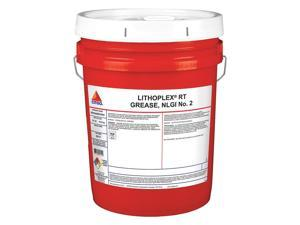 Grease,Lithoplex RT,Red,35 lb. CITGO 655344001044