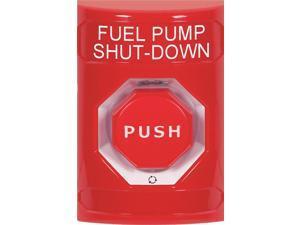 Safety Technology International Fuel Pump Shutdown Push Button SS2009PS-EN