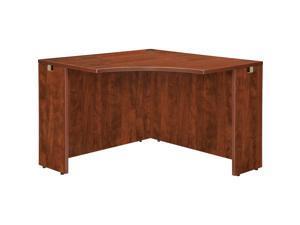 "Lorell Corner Desk 42""x42""x24""x29-1/2"" Cherry 69919"