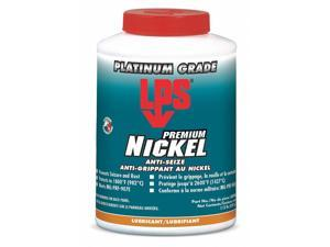 Lps Nickel,  Anti-Seize Compound,  -65°F,  2600°F,  0.5 lb.,  Brush-Top Can