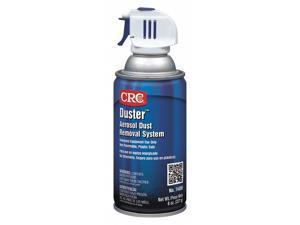 Crc Aerosol Duster, 8 oz. Aerosol Can, Ethereal Liquid, 1 EA 12 oz.   14085