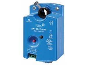 JOHNSON CONTROLS Thermostat,NPN or PNP,Dehumid No TEC3330-00-000 White