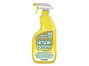 Simple Green Non-Solvent Cleaner/Degreaser, 24 oz. Spray Bottle   3010001214002