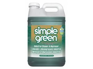 Cleaner/Degreaser, 2.50 gal. Jug, Sassafrass Liquid, Concentrated, 1 EA