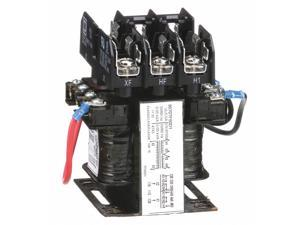 Square D Control Transformer  Includes Top Mounted Fuse Block 9070TF50D1