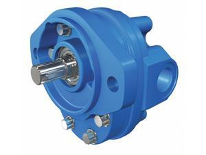 EATON VICKERS 26002-RZG Gear Pump,Displacement 0.5,GPM 6.6,Right