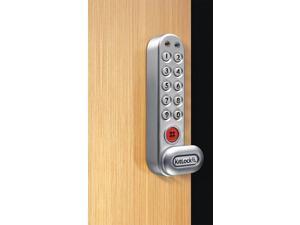 Codelocks Zinc Alloy,  Electronic Keyless Lock,  Keypad,  Finish Powder Coated